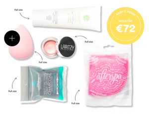 Aanschaf Beauty Box