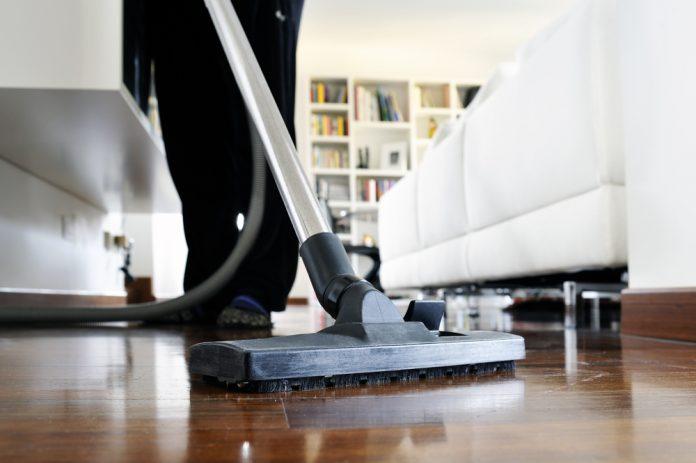 huis opruimen