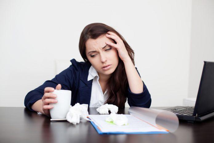 werknemer ziek
