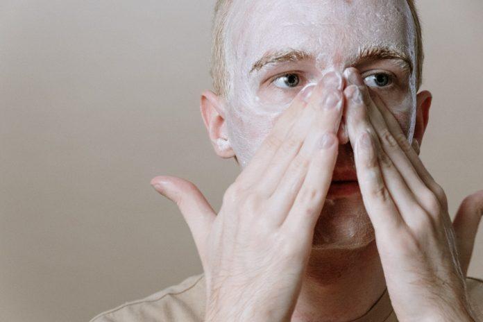 huid insmeren